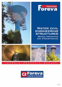 Water civil engineering structures